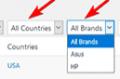 wordpress后台文章过滤插件 Admin Taxonomy Filter