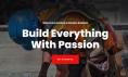 来自 红色建筑工业集团网站模板